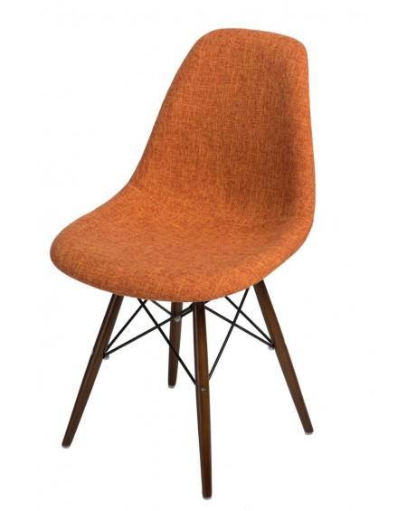 Krzesło Comet DUO pomrańczowe