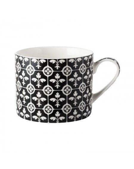 Kubek porcelanowy Tiles II