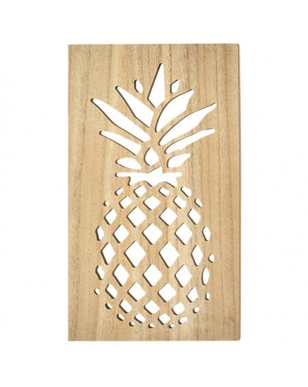 Dekoracja lustrzana Ananas
