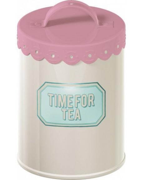 Puszka na herbatę Retro
