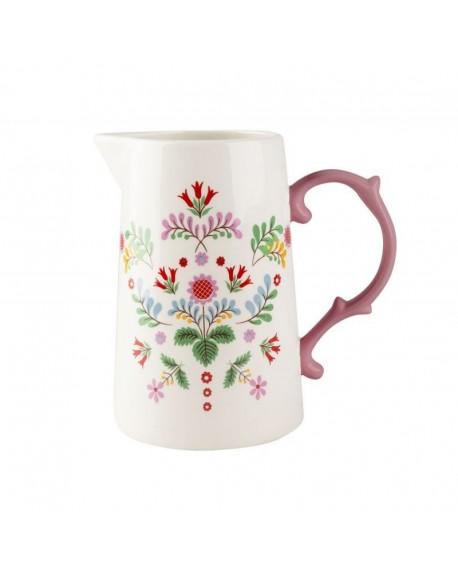 Dzbanek ceramiczny Folk