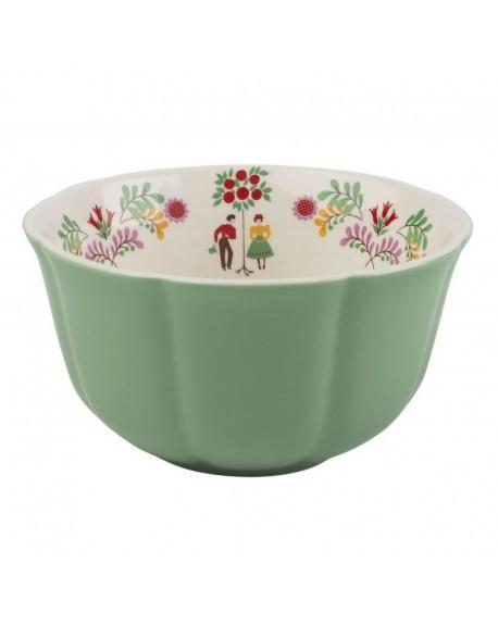 Misa ceramiczna Folk mała