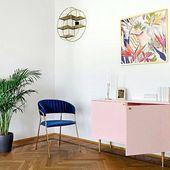 Dzień dobry! Krzesło Milargo i komoda Powder Rose w nowościach ☺️Krzesło występuje w kilku kolorach. Zapraszamy!