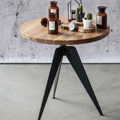 Dzień dobry! Do naszej oferty dołączył stół i stolik kawowy Lofty 👌🏻 Drewniany blat i metalowe nogi- idealne! Zapraszamy do zakładki Nowości ☺️