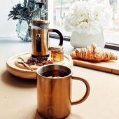 Dzień dobry we wtorek, który jest jakby poniedziałkiem ☺️ Produkty ze zdjęcia —> MIAhome.pl 👌🏻 Pięknego dnia!
