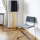 Krzesło Julus oraz lampa Holm to idealne połączenie ❤️ Polecamy! MIAhome.pl